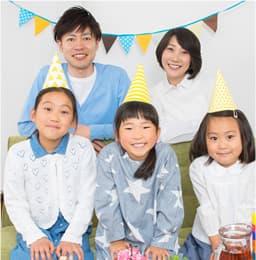 子供のパーティー