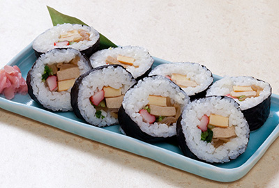 巻寿司一人前