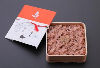 お赤飯(折)