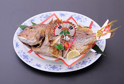 焼鯛(30cm)